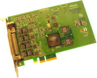 PCI Express 1553 Boards